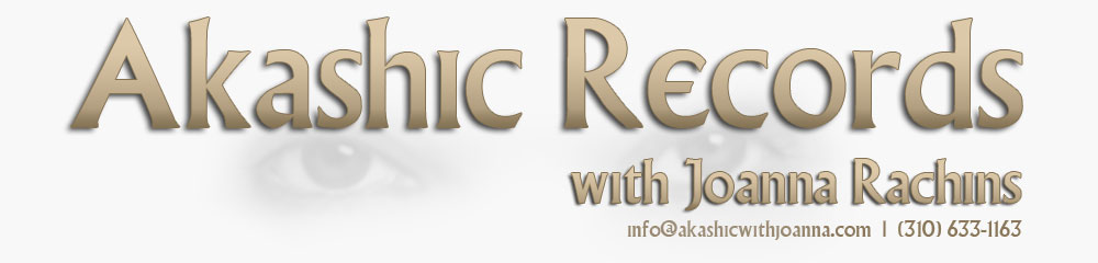 Akashic Records with Joanna Rachins